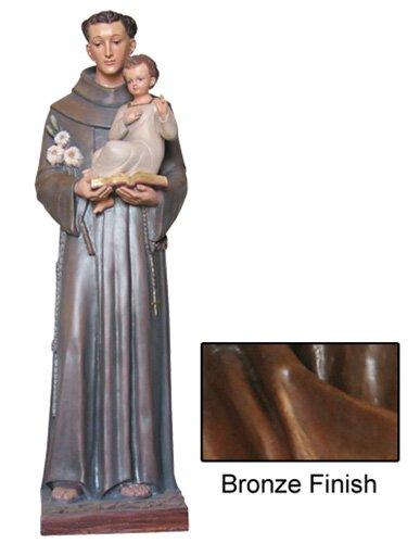St Anthony Statue - Bronze