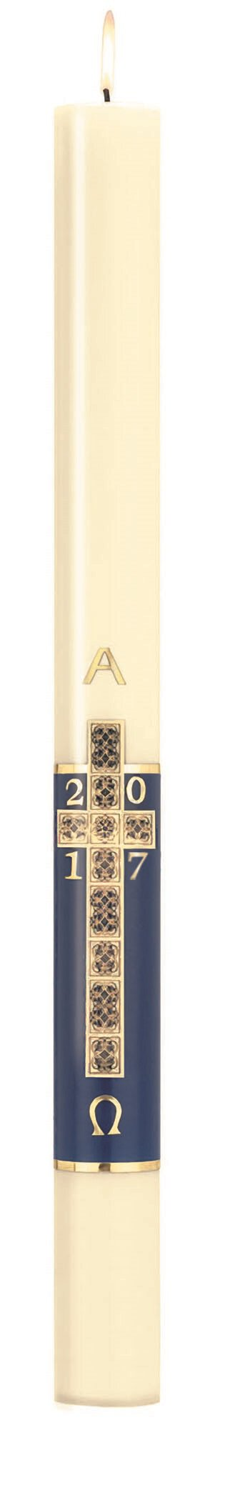 No 6 Holy Cross Paschal Candle