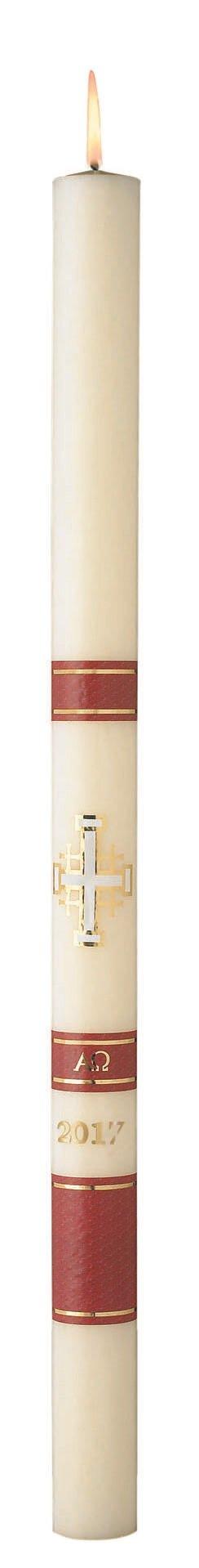 No 9 Jerusalem Paschal Candle
