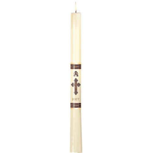 No 6 Kells Cross Paschal Candle