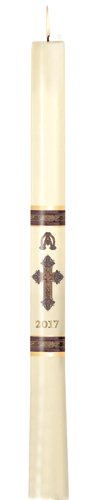 No 4 Special Kells Cross Paschal Candle