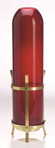 Dome Style Standing Frame - Brass