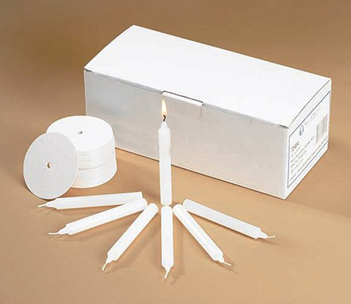 "4-1/4"" Candlelight Service Kit - 120/bx"