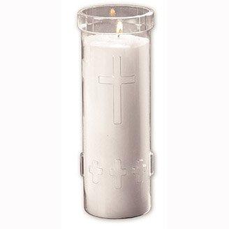 6-Day Prayerlights Candles - 12/cs