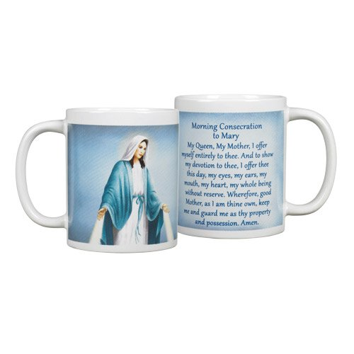 Blessed Mother Mug - 12/pk