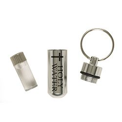 Holy Water Key Chain - 6/pk