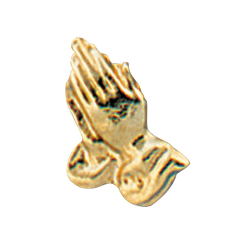 Praying Hands Lapel Pin - 25/pk