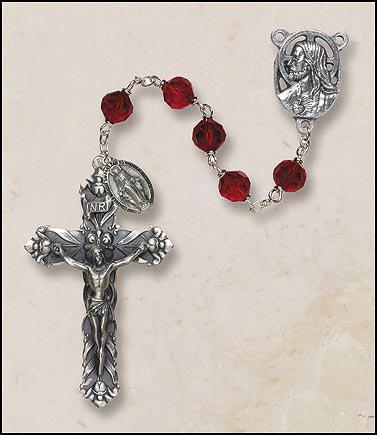 Sacred Heart Italian Rosary