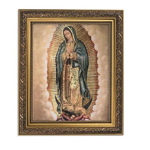 "FRM PRT 13"" OL Guadalupe"