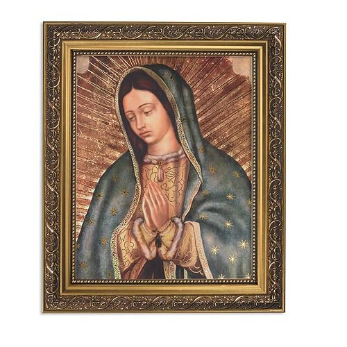 "FRM PRT 13"" OL Guadalupe Bust"