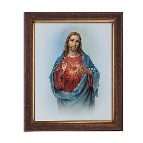 "FRM PRT 12.5"" Sacred Heart"