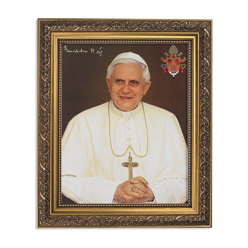 Pope Benedict XVI - White Robe