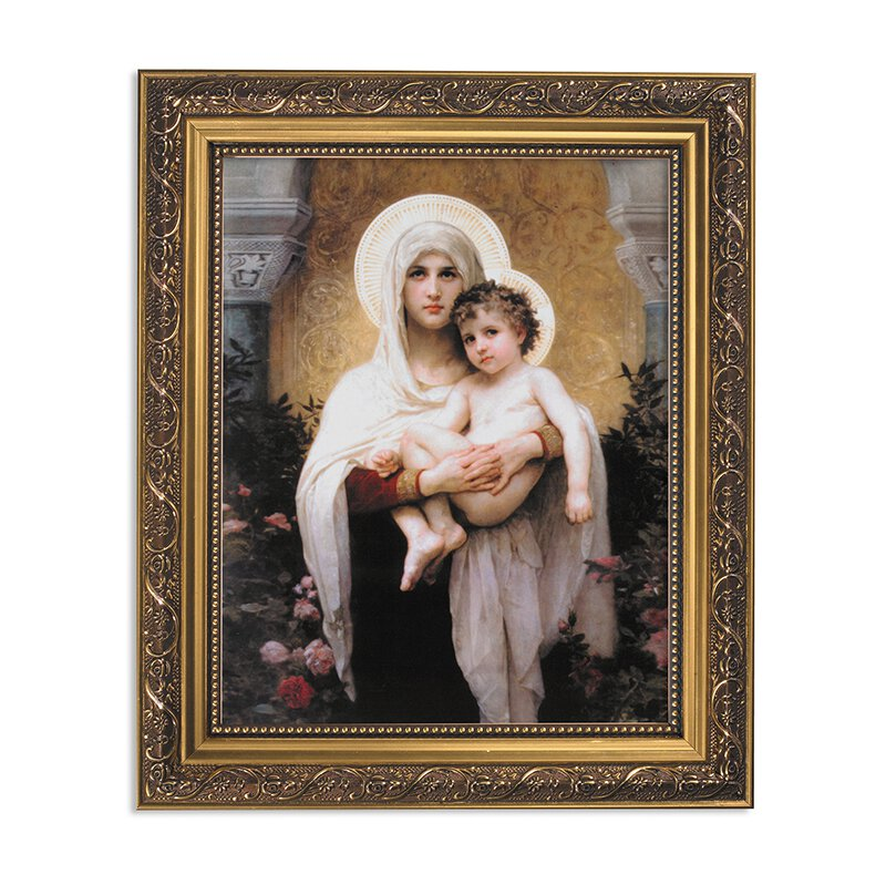 Madonna of the Roses