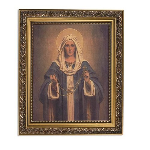 """FRM PRT 13"""" Chambers OL Rosary"""