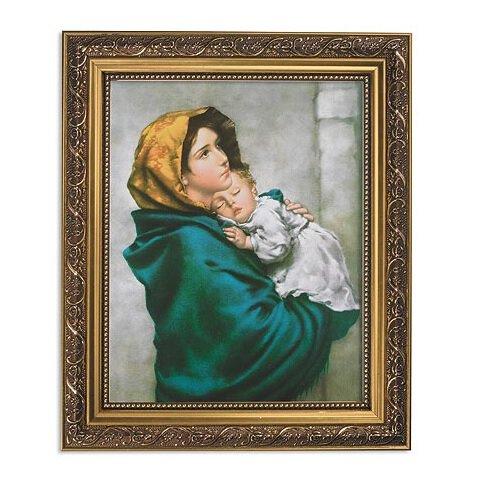 Ferruzzi: Madonnina Framed Print