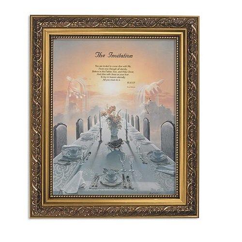 Hahlbohm: The Invitation Framed Print