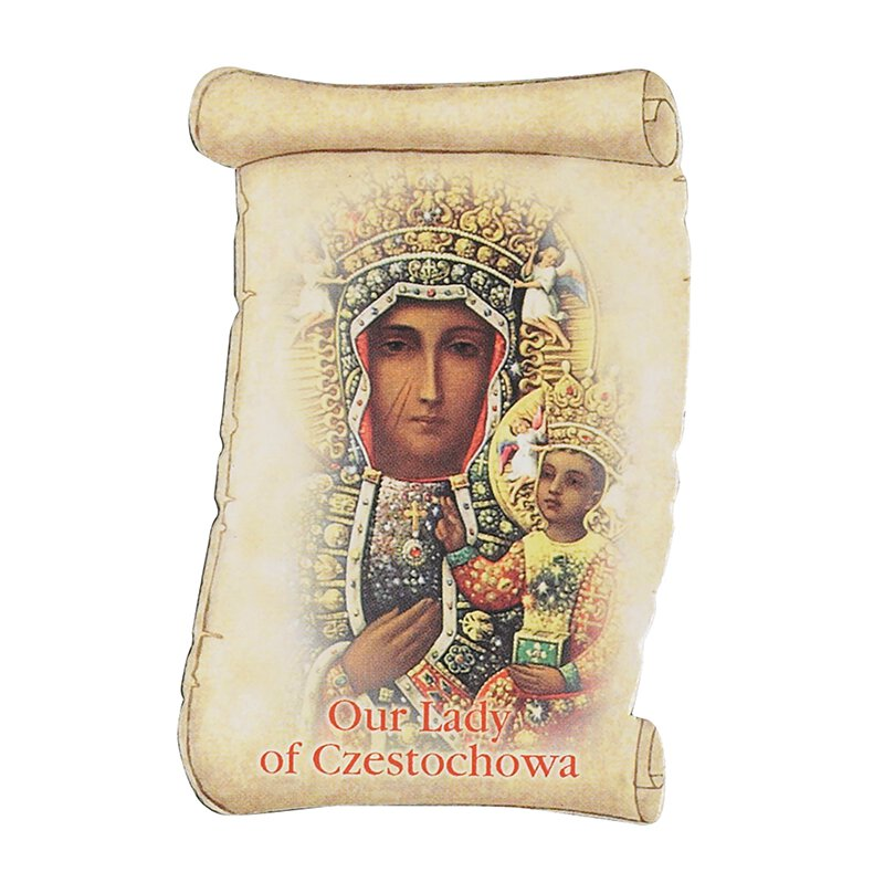 Our Lady of Czestohowa Magnet