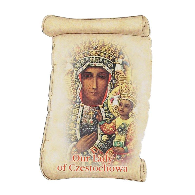 Our Lady of Czestohowa Magnet