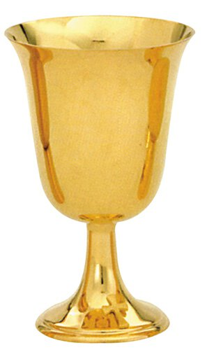 Bright Gold Common Cup