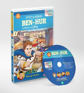 Saints and Heroes DVD Series: Ben-Hur: A Race to Glory