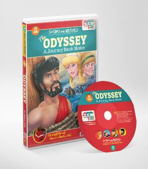 Saints and Heroes DVD Series: The Odyssey: A Journey Back Home