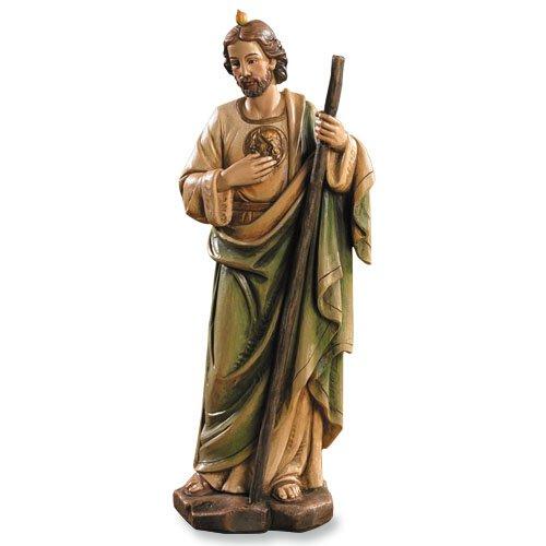 "Toscana-8"" St Jude Statue"