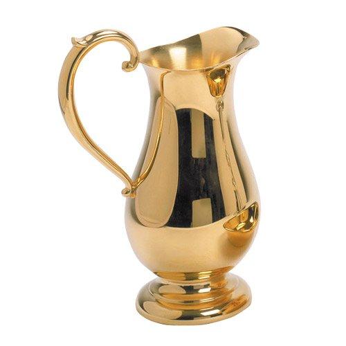 Ewer - Gold Plate