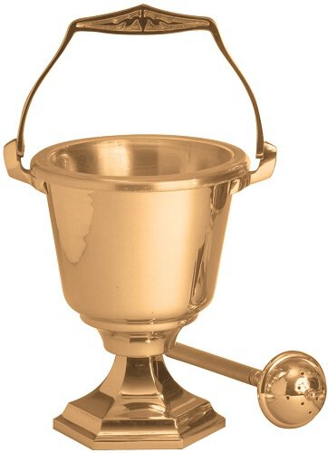 Holy Water Pot with Sprinkler Sets