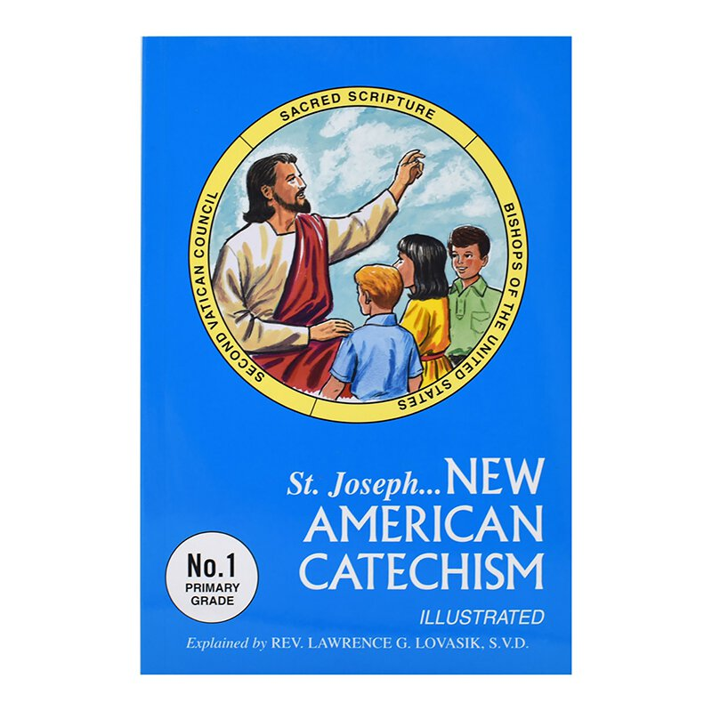 St Joseph New American Catechism No. 1