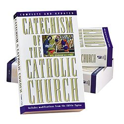 Catechism of the Catholic Church Book (Paperback)