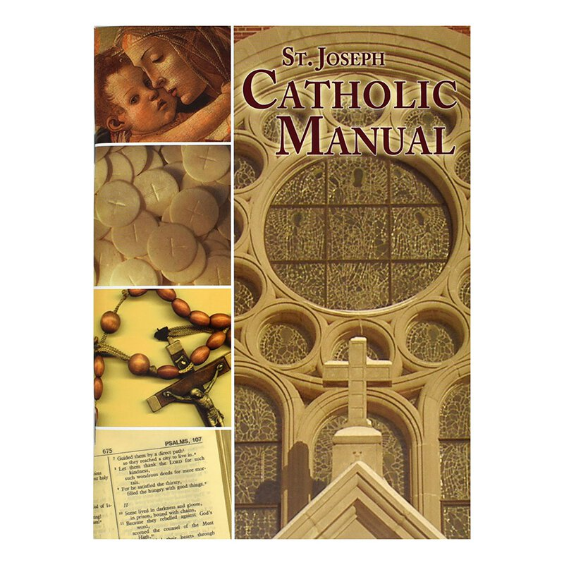 St Joseph Catholic Manual