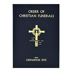 Order of Christian Funerals - Leather Edition