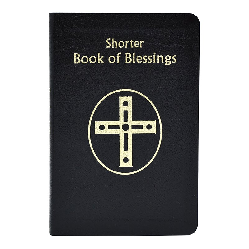Shorter Book of Blessings - Leather Edition