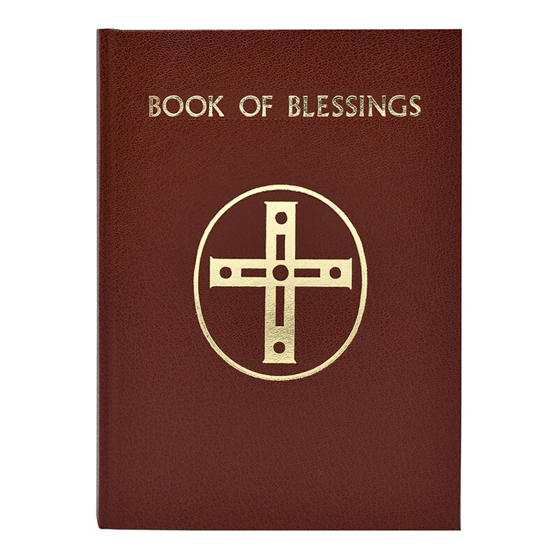 Book of Blessings - Brown Cloth Edition