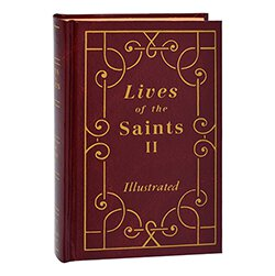 Lives of the Saints Volume II Large Print Edition