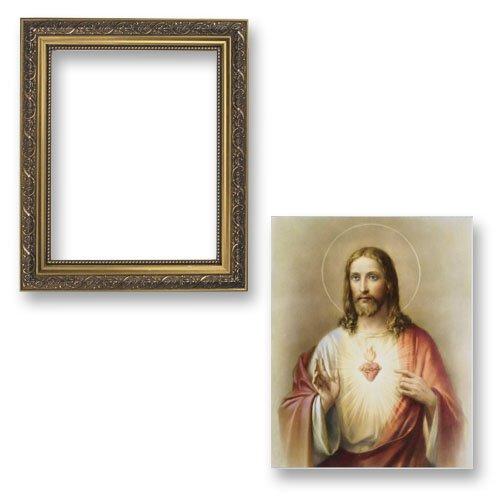 """FRM PRT 13"""" Sacred Heart Jesus"""
