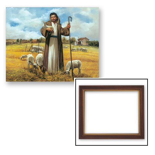 10x12.5 Good Shepherd Frame