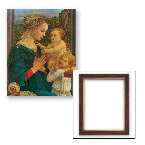 10x12.5 Lippi: Adoration Frame