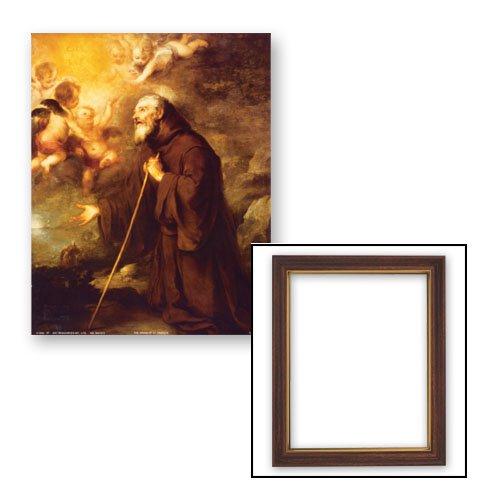 Vision of Saint Francis Frame