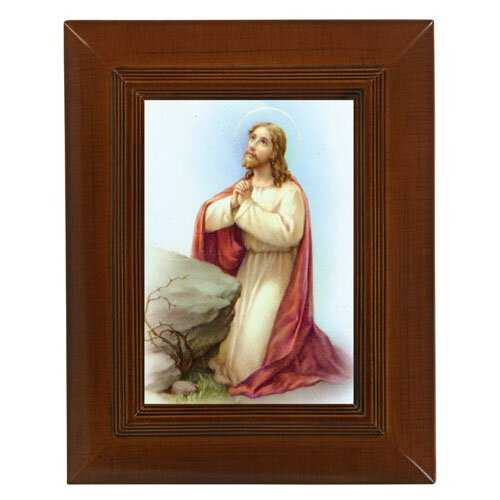 Christ in the Garden Frame