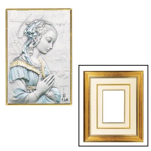 Lippi's Madonna Gold Frame