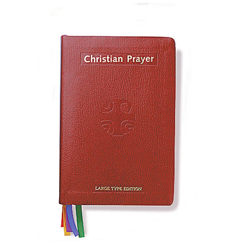 Christian Prayer (Large Type)