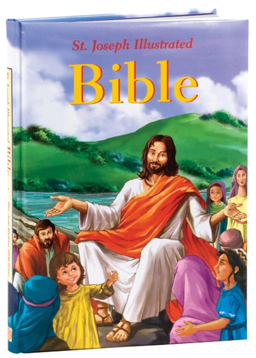 St Joseph Illustrated Bible