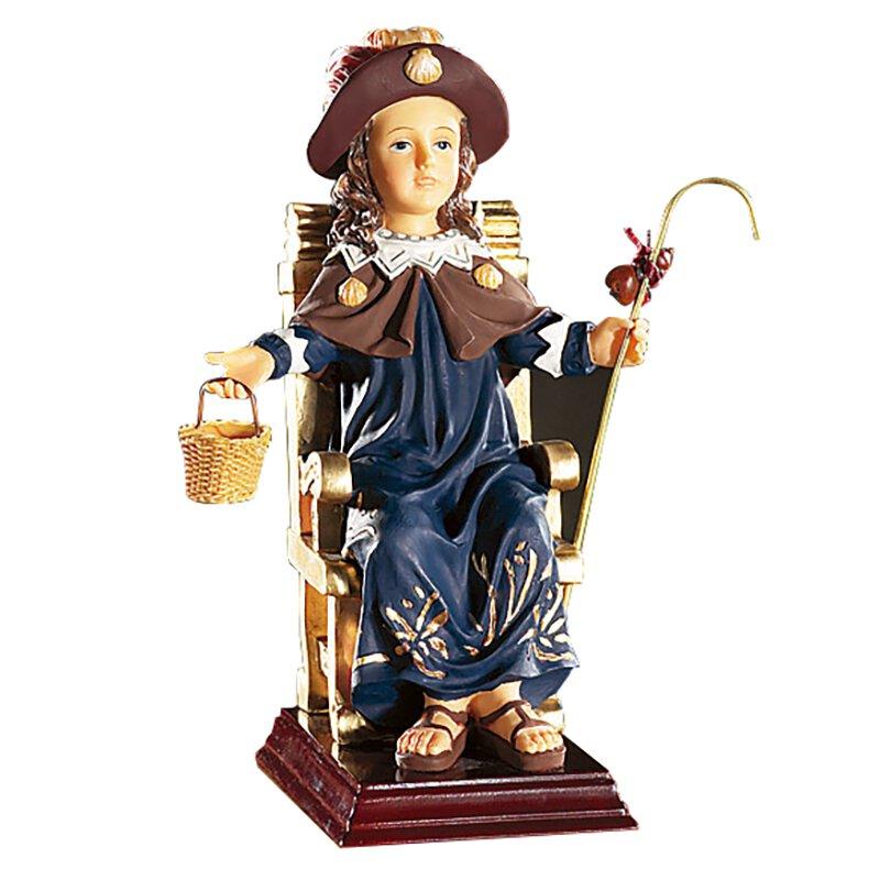 Nino De Atocha Statue