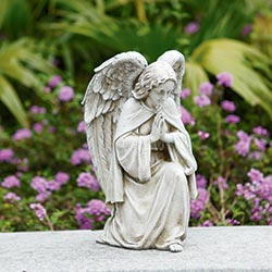 Avalon Gallery™ Garden Praying Angel Statue