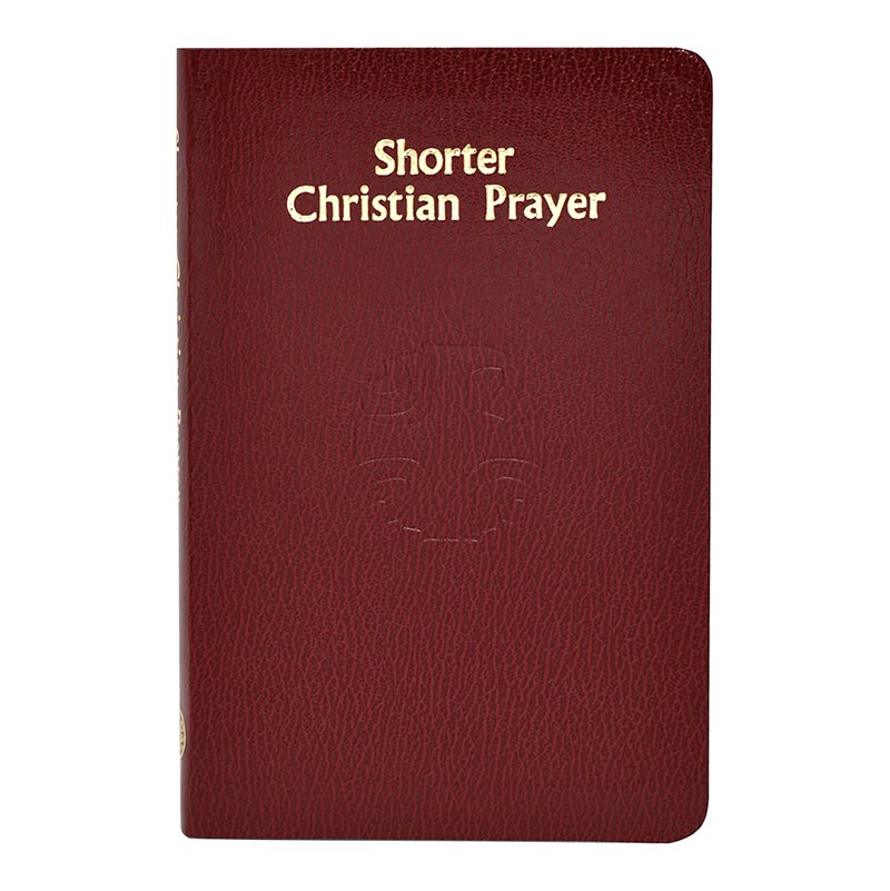 Shorter Christian Prayer Book