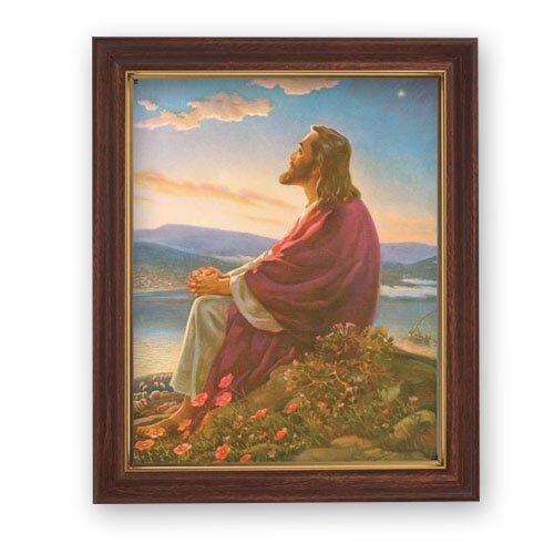 Sallman: Christ at Dawn