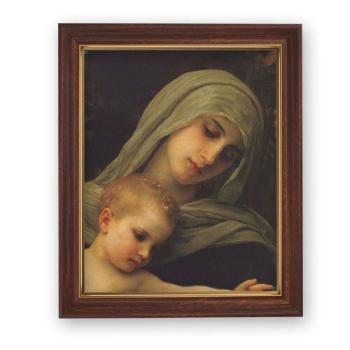Bouguereau: Madonna and Child