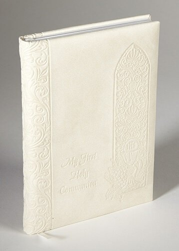 Everlasting PVC First Communion Book