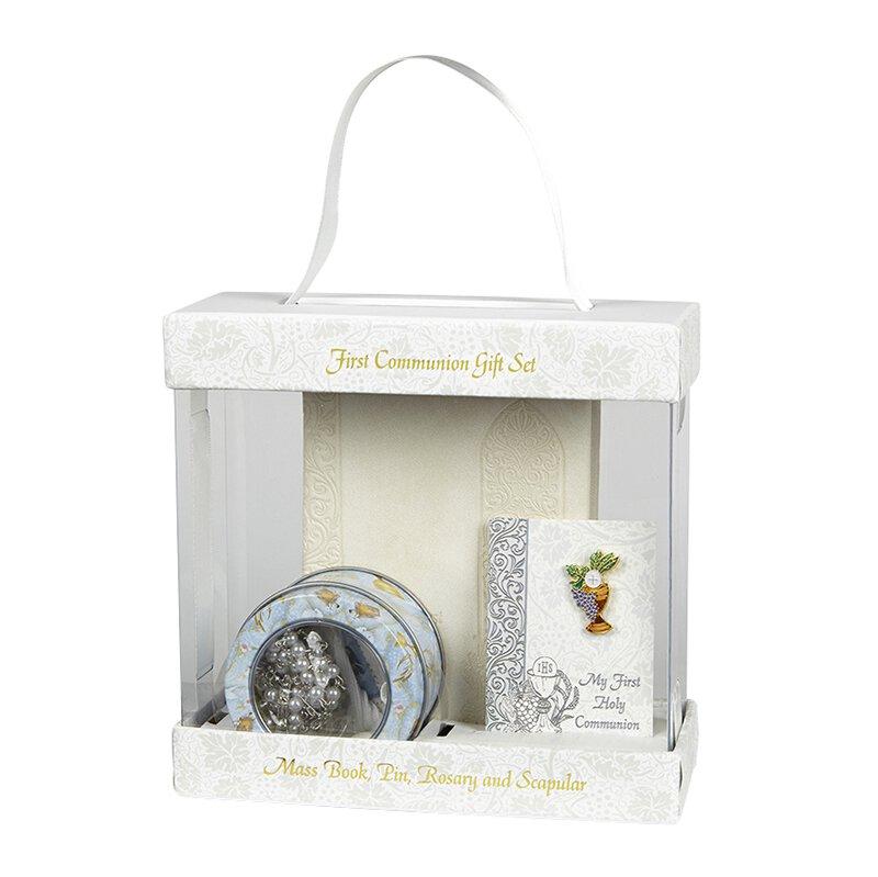 Everlasting First Communion Gift Set - 4/pk